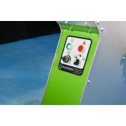 Körpályás Stretchfóliázó Félautomata / PLASTICBAND NELEO 50