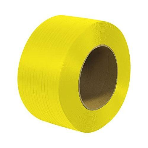 PP Pántszalag sárga 16mm