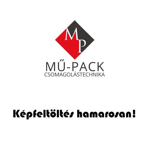 Poliészter pántszalag fehér 19 mm/600 m UV álló