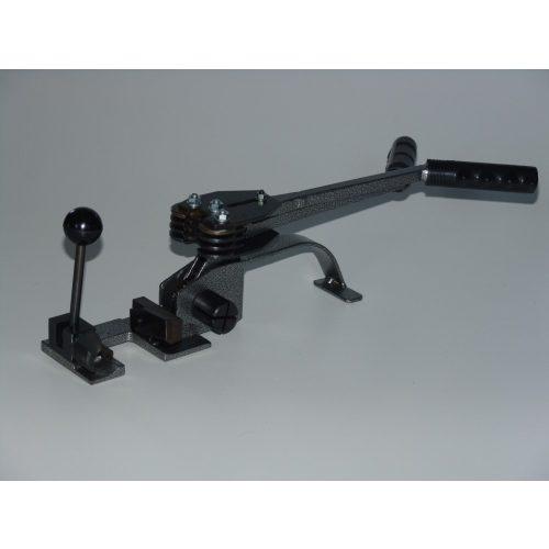 Pántológép Magyar Kombi 12 mm és 16 mm szalaghoz (PP, PET)