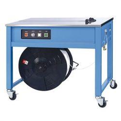Félautomata asztali pántológép - használt