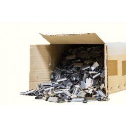Pánthüvely 12 mm 1500 darab/doboz