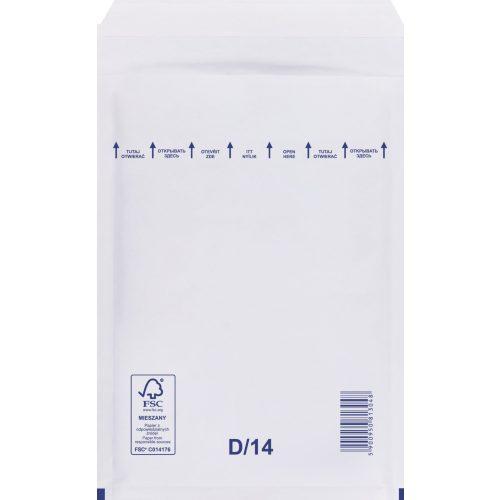 Légpárnás boríték 14 Fehér 200x275