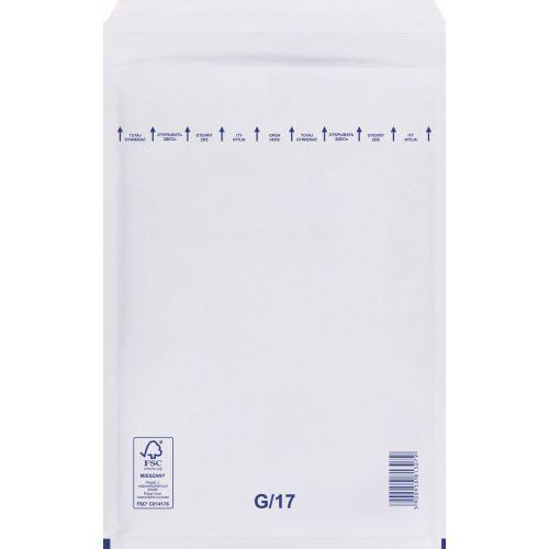 Légpárnás boríték 17 Fehér 240x340