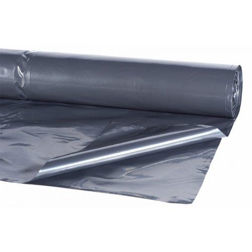 Takarófólia, építési fólia 4,2M x 60M / 150my / REG / fekete