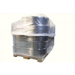 Zsugorsapka 1200+(2x450)x1500/80my (raklapsapka, takarósapka)