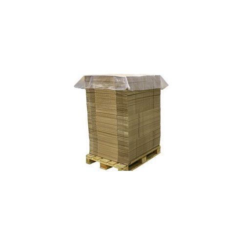 Raklap fedőfólia 1200x1600/0,025 (25 mikron)
