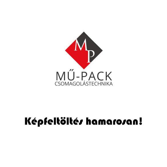 """PE (habosított) élvédő """"CSŐ"""" profil, 2m"""
