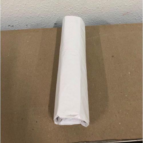 Szemetes zsák FEHÉR 70 x 110 / 30 mikron (kuka zsák)