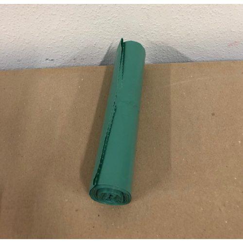 Szemetes zsák ZÖLD 70 x 110 / 30 mikron (kuka zsák)