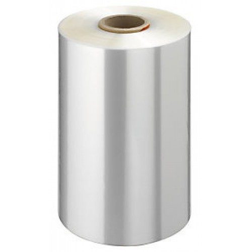 PVC Zsugorfólia 30cm/18my 12kg/tekercs